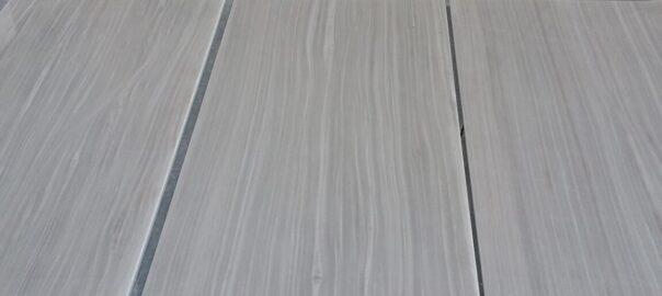veria white marble tiles striped